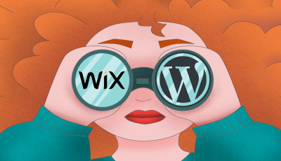 Wix vs WordPress. Which CMS will help your website sell more?